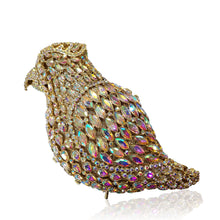 Evening Crystal Bag Parrot