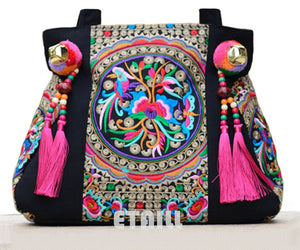Ethnic Embroidery  Bag Lili