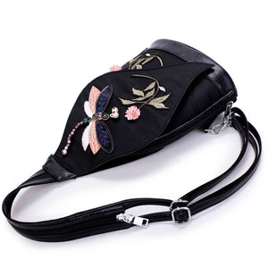 Embroidery Backpack Lasha