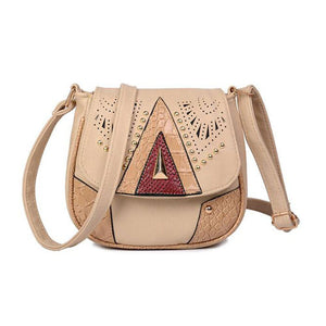 Crossbody Bag Patchwork 6 colors