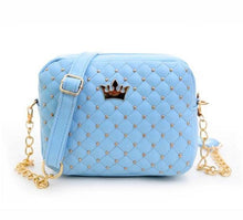 Crossbody Quiled bag Prisca (8 colors)