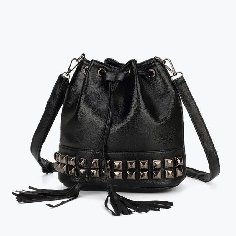Crossbody Bucket Bag Simay