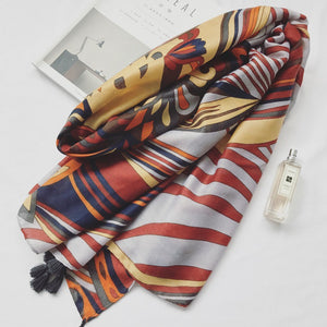 Cotton Scarf Etna