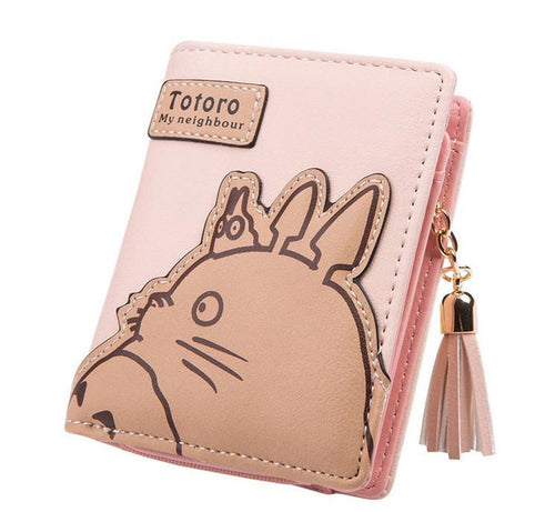 Wallet  Purse Totoro 4 colors