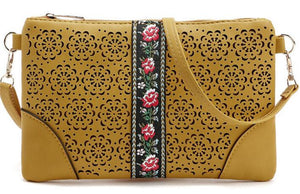 Ethnic crossbody bag  Bonita 8 colors