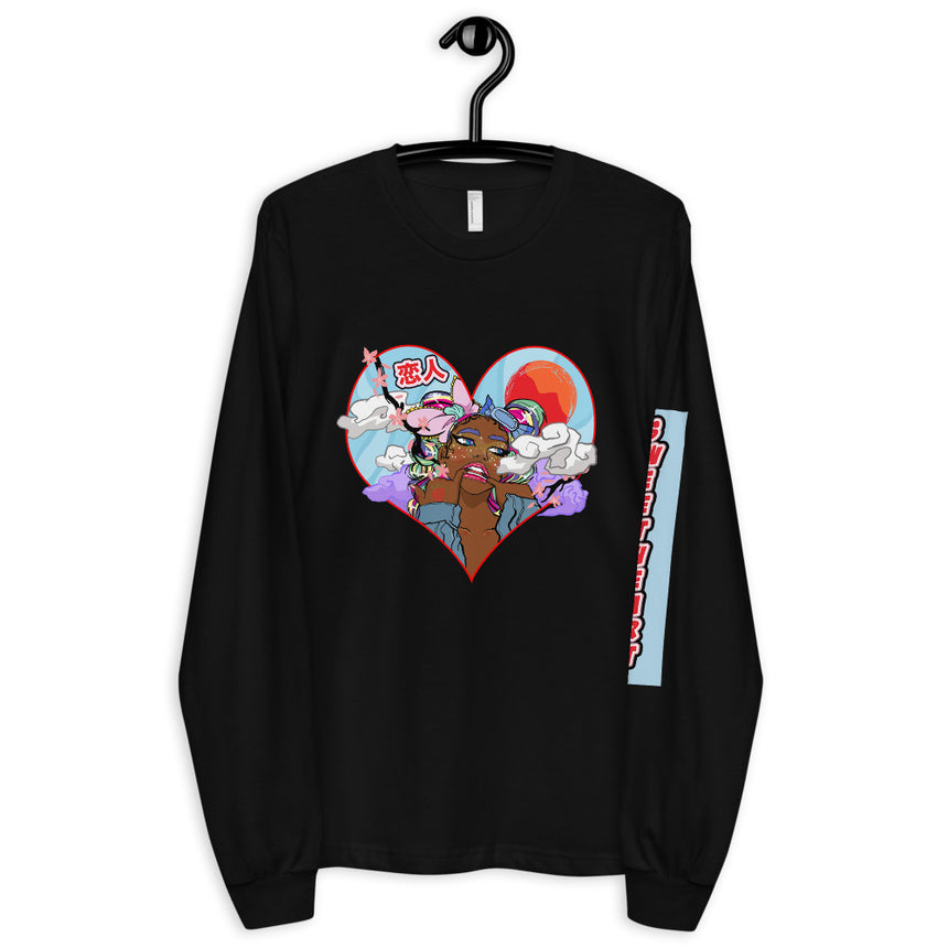 Sweetheart 1 Long sleeve t-shirt