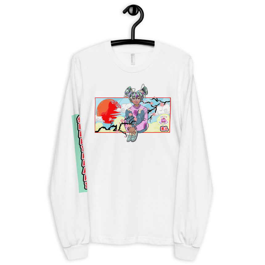 Sweetheart 3 Long sleeve t-shirt