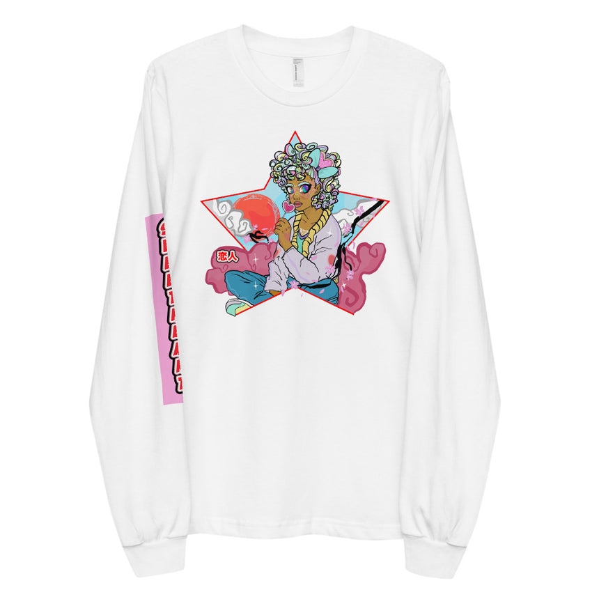 Sweetheart 2 Long sleeve t-shirt