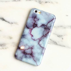 New Marble Soft Case