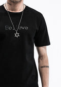 Believe T-Shirt - Black