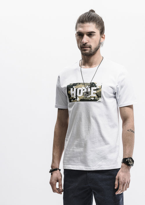 Hidden Hope T-Shirt - White