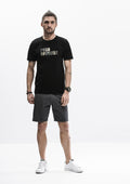 Push Yourself T-Shirt - Black