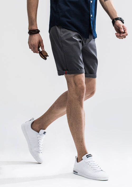 Casual Shorts - Gray