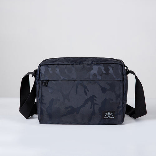 Liam Compact Sling Pack - Blue