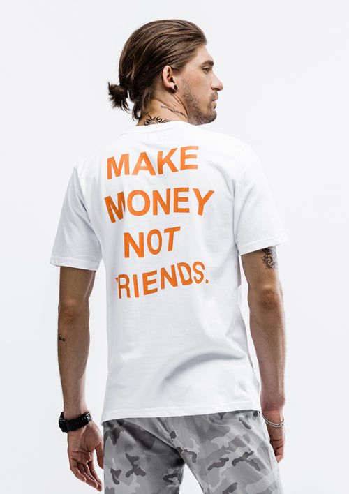Money T-Shirt - White