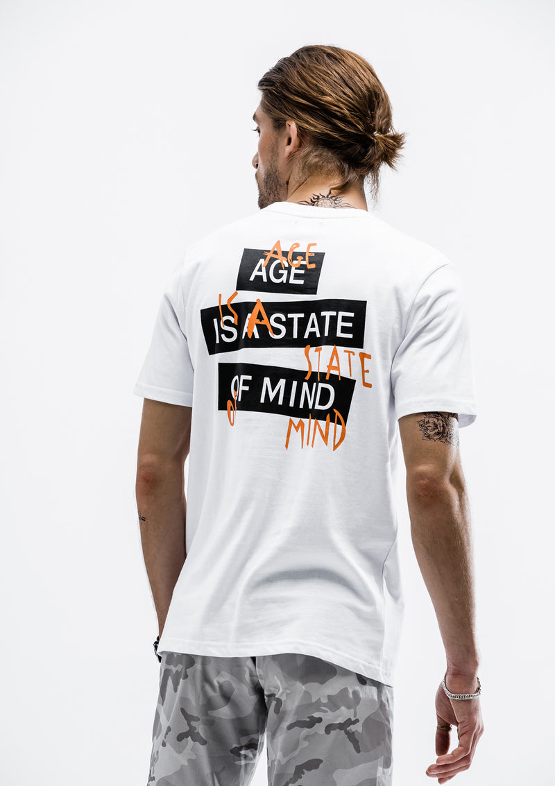 State of Mind T-Shirt - White