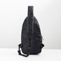 Gordon Cocoon Sling Pack - Black Camo