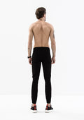 Zeus Stretched Jogger Pants - Black