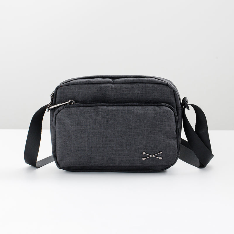 Julian Compact Sling Pack - Black