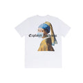 Masked Lady T-Shirt - White
