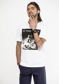 Music For Life T-Shirt-White