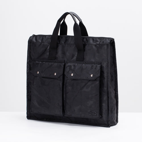 Beckett Hand-carry Bag - Black Camo