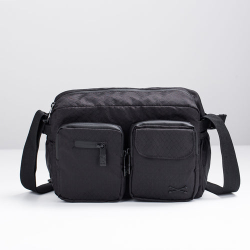 Bruno Sling Pack - Black