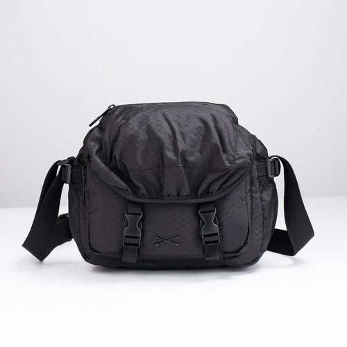 Caleb Sling Pack - Black