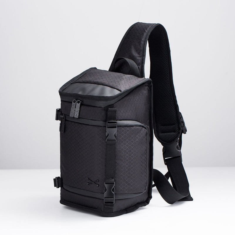 Dexter Sling Pack - Black