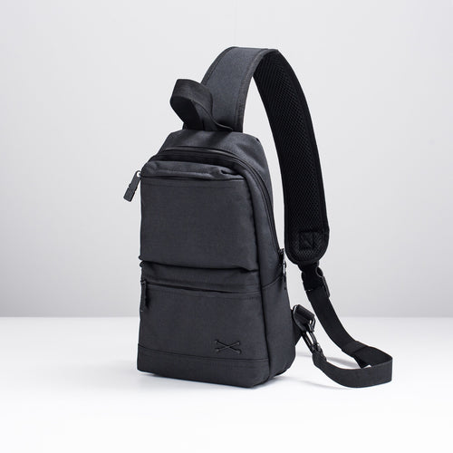 Donovan Sling Pack - Black