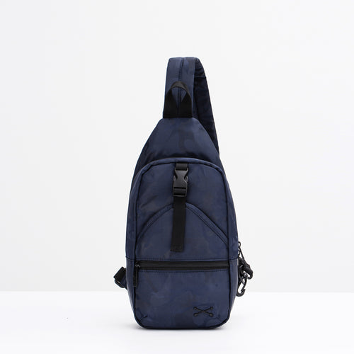 Gordon Cocoon Sling Pack - Blue Camo
