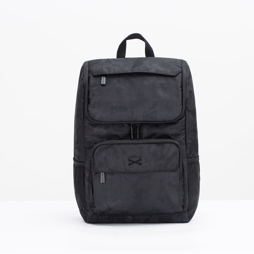 Hamlin Backpack - Black Camo