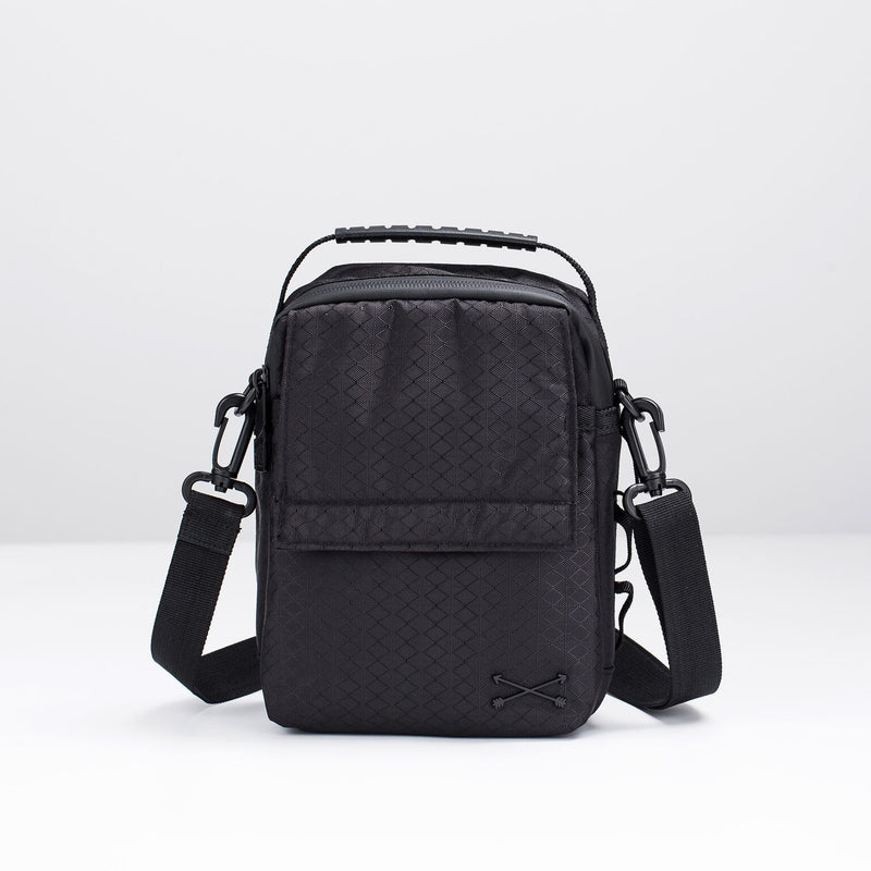 Wesley Sling Pack- Black