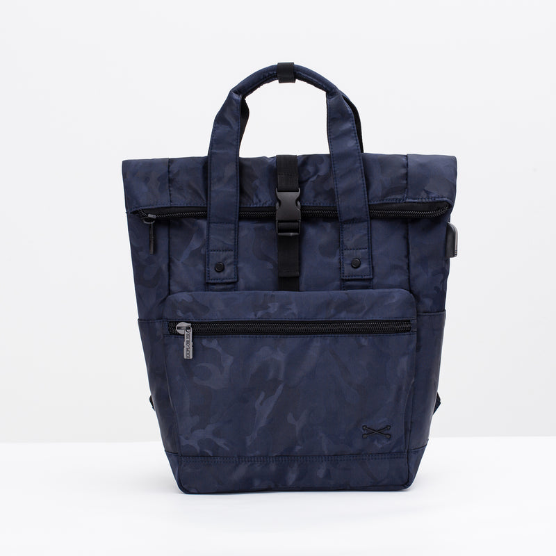 Zeke Omni Backpack - Blue Camo