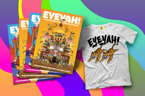 EYEYAH! Subscription