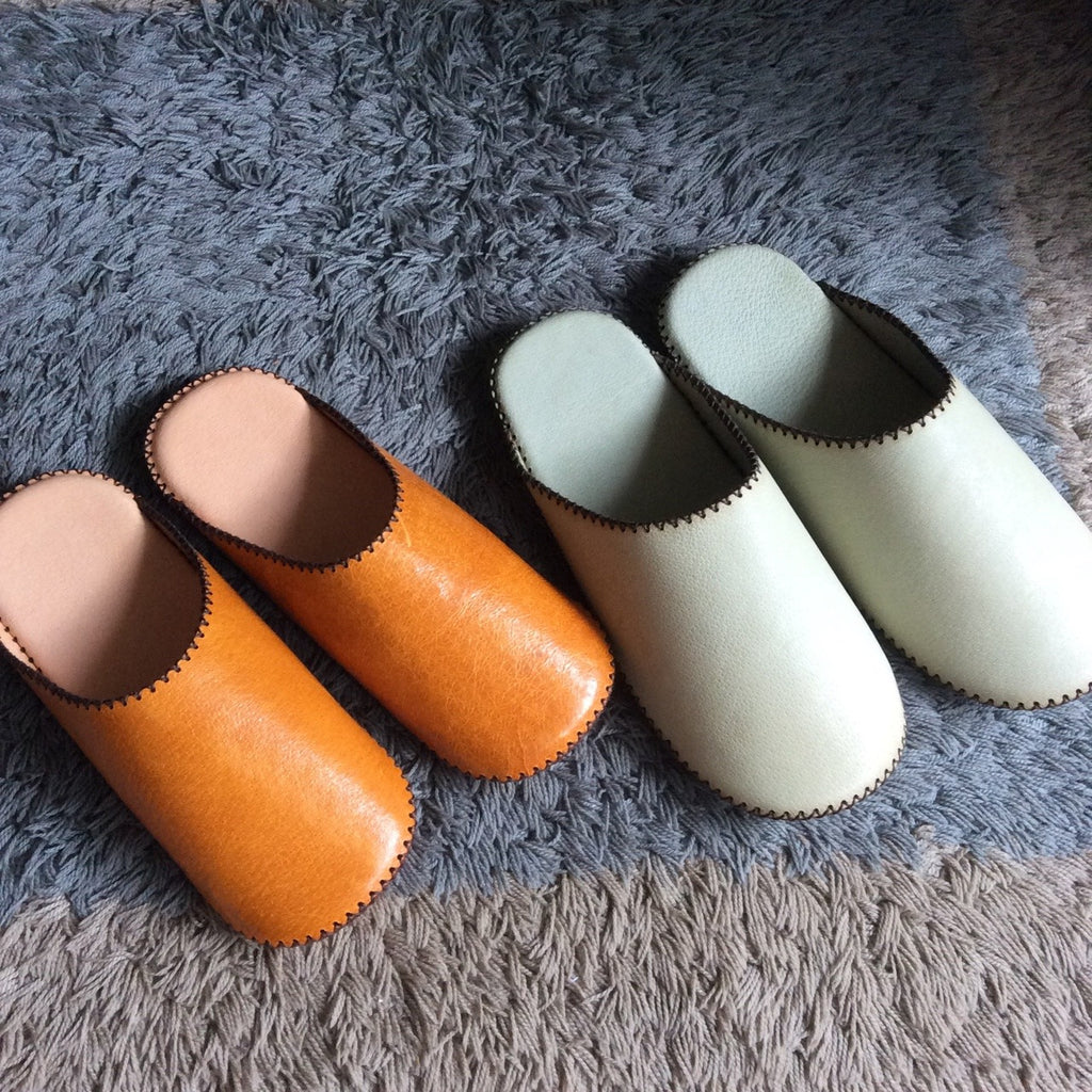 Welcome the New Year with new slippers!