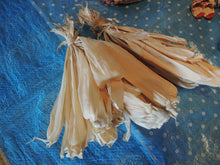 Corn husks upcycle ZORI slippers / Small 23cm  [Pinky] - Heiwa Slipper