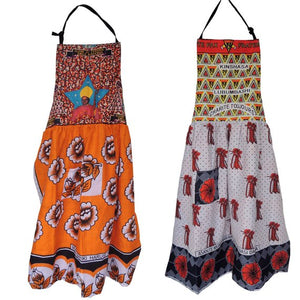 Heiwa Slipper: Reversible Apron #10 - Heiwa Slipper