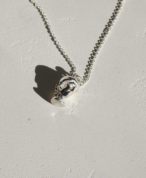 Babelogue x Meadowlark Venus necklace