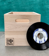 Load image into Gallery viewer, 7 inch Vinyl Storage Box-'Singles Going Steady'