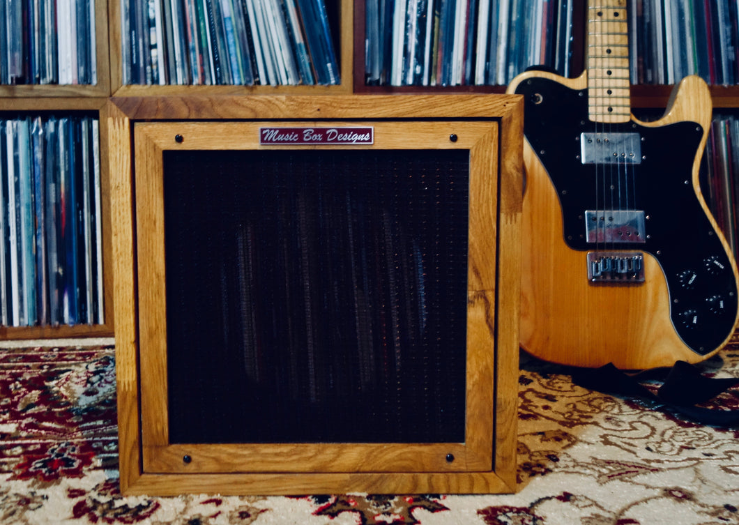 The Amp Box- LP Storage