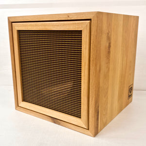 The Amp Box Stripped- LP Storage