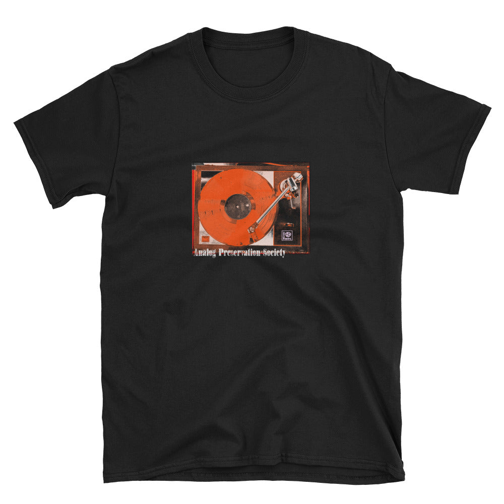 Analog Preservation Society Unisex T Shirt