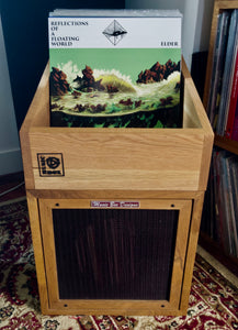 A Vulgar Display of Vinyl - LP Storage Box