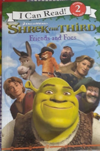 Dream works Shrek the third - Friends and Foes