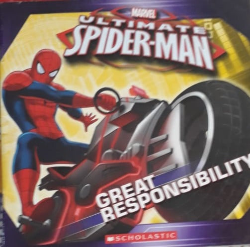 Ultimate Spider Man - Great Responsibility