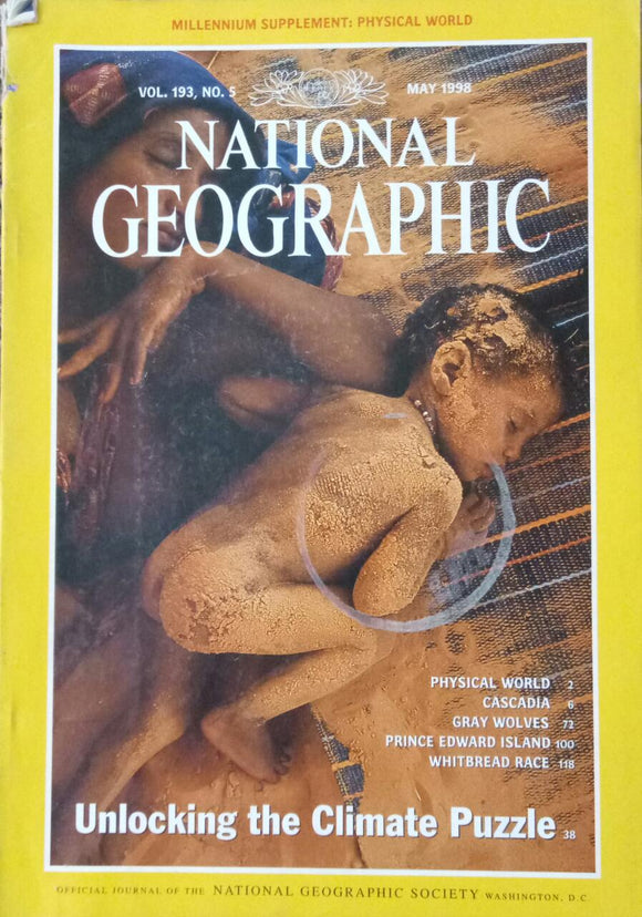 National Geographic  May 1998