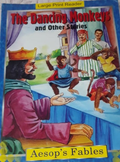 The Dancing Monkeys and other stories