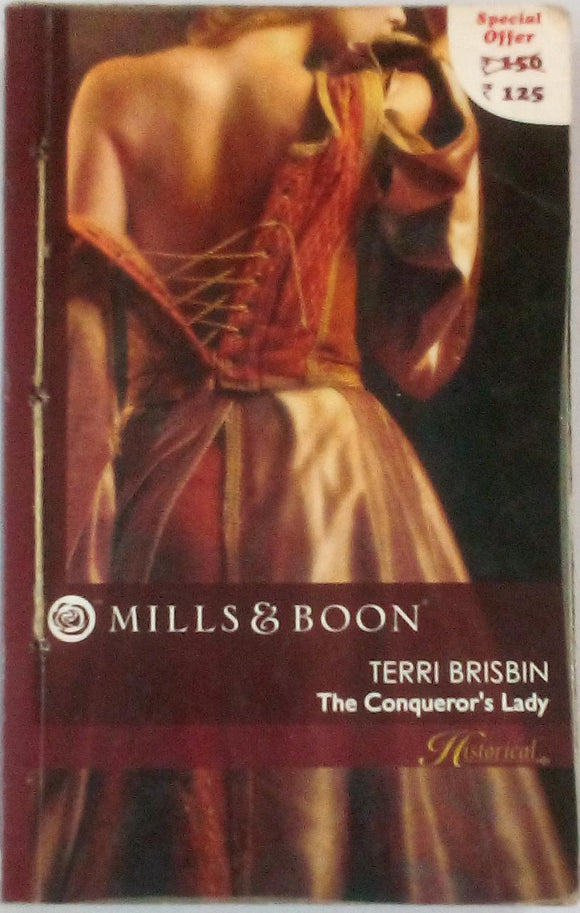 Mills and Boon by TERRI BRISBIN