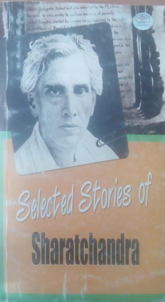Selected Stories of Sharatchandra by Sarat Chandra Chattopadhyay